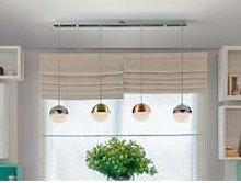 Schuller Sphere - Integrated LED Bar Ceiling