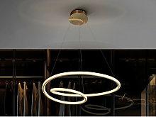 Schuller Tube - Integrated LED Pendant Light,