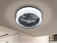 Schuller Wind Integrated LED Light Ceiling Fan,