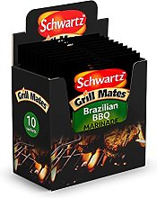 Schwartz Grill Mates Brazilian BBQ Marinade Mix 30
