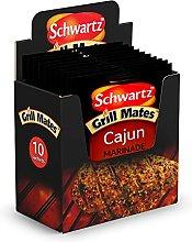 Schwartz Grill Mates Cajun Marinade Mix 25 g, Bulk