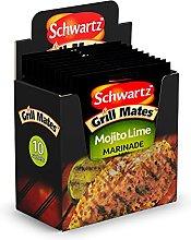 Schwartz Grill Mates Mojito Lime Marinade Mix 30