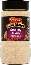 Schwartz Grill Mates Smokey Texan Seasoning - 340gm
