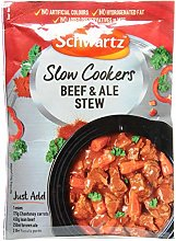 Schwartz Packet Sauce Range (Slow Cooker Beef and