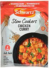 Schwartz Packet Sauce Range (Slow Cooker Chicken