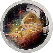 Science Interplay Particles Lights 4PCS Round