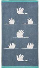 Scion Colin Crane Bath Towel, Cool Lagoon