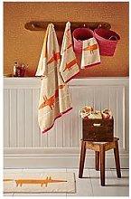 Scion Mr Fox Bath Towel