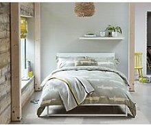 Scion Mr Fox Cotton Bedding, Silver