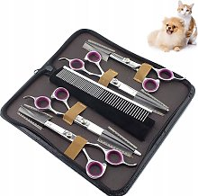 Scissors for dog care supplies and cats set of 7