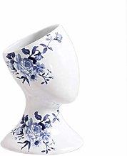 SCJ Creative New Chinese Ceramic Blue And White