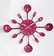 SCJ Fashion Kitchen Head Wall Clock, Kitchen