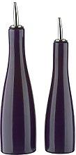Scoop BIA Oil & Vinegar Set Purple, 550ml (18oz)