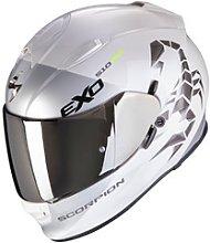 ScorpionExo-510 Air Pique KIDS GLOVE silver size XL