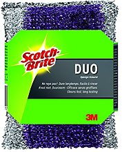 Scotch-Brite 43980 Duo Cleaning Sponges, 2-Piece