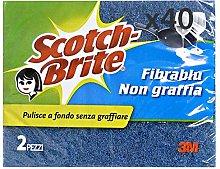 Scotch Brite Cleaning Tool, Sponge, Blue, Single