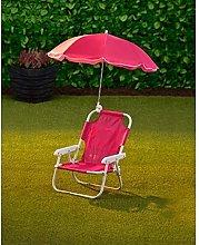 Scotrade G19 Children's Garden Chair & Parasol