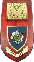 Scots Guards Wall / Mess Clock