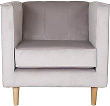 Scott Armchair Ebern Designs Upholstery Colour: