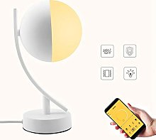 Scra AC desk lamp Bedroom Simple Wireless Wifi