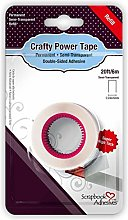 SCRAPBOOK ADHESIVES BY 3L Crafty Power Tape Roll,