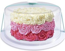 Scrapcooking 5232 Plastic Cake Dome/PS/PP Water