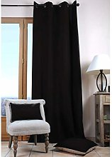 Screen Curtain Panel with Eyelets