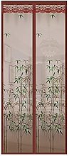 Screen Door Anti Mosquito Magnetic And Fly Curtain