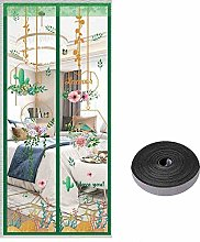 Screen Door Curtain,Magnetic Screen Door with