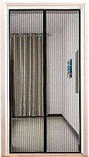 Screen Doors 120x190cm, Mesh Fly Curtain, Magnetic