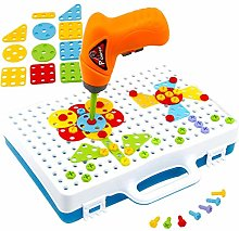 Screw Driver Drill Toys Construction Drill Toys