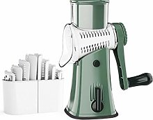 Screw Machine, Manual Shredder and Slicer with