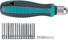 Screwdriver Kit, Complete Tools Magnetic Screw