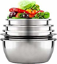 SCRFF Stainless Steel Steamer Pot for Cooking Soup