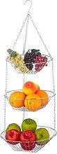 Scrivner Hanging Fruit Basket Symple Stuff