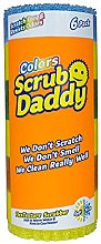 Scrub Daddy Colors Cleaning Sponge 6 Pack
