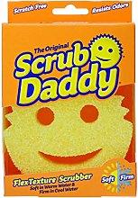 Scrub Daddy Multi Purpose Dual Texture Sponge and