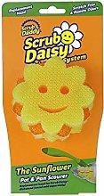 Scrub Daddy Sunflower Head Replacement Sponge,
