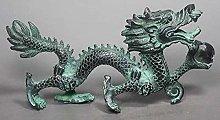 Sculpture Crafts Dragon Statue Garden Decoration