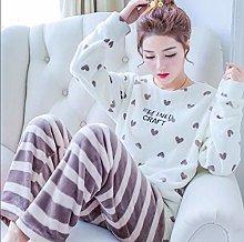 SDCVRE Pajama Set 2 Pcs Winter Women Pajamas Sets