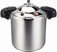 Sdesign 304 Stainless Steel Large Pressure Cooker,