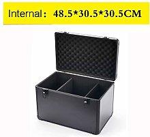 SDFJKO Toolbox Hand-held Aluminium Alloy Box with