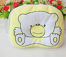 SDFS Infant bedding print bear oval shape cotton