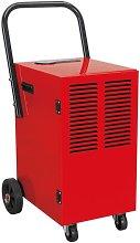 SDH50 Industrial Dehumidifier 50L - Sealey