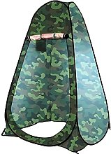 SDKFJ Pop-Up Tents Camping Toilet Tent with Carry