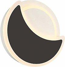 SDKFJ Wall Lamps & Sconces 15W LED Moon Wall Lamp