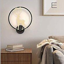 SDKFJ Wall Lamps & Sconces 18W LED Sconces Modern
