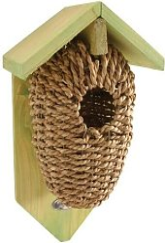 Sea Grass Bird House