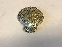 Sea Shell seashell TG127 made from Solid Fine