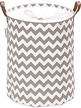 Sea Team Collapsible 63L Large Laundry Basket for
